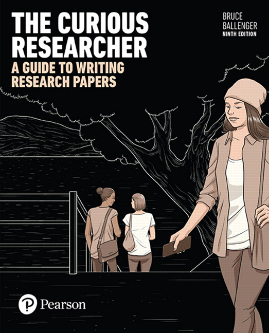 Ballenger The Curious Researcher A Guide To Writing Research