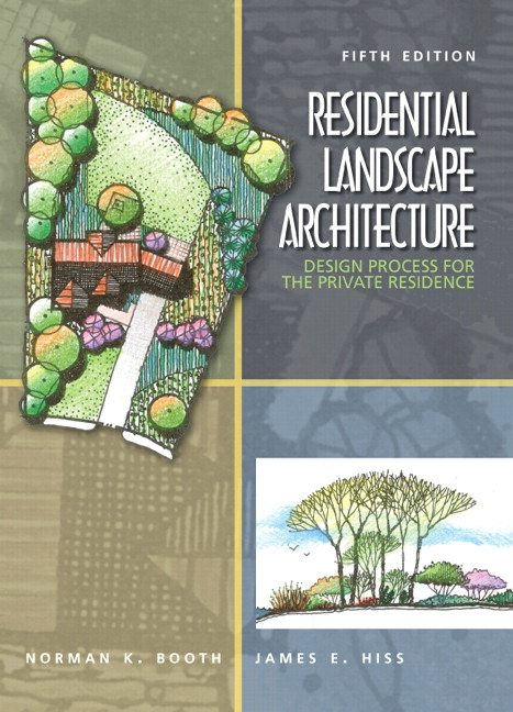 Booth  Hiss Residential Landscape Architecture Design Process for the Private Residence  Pearson