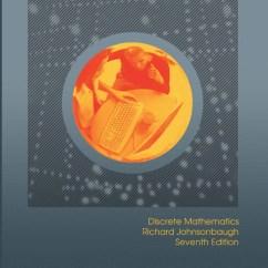 Rent Chair Covers In Chicago Folding Trolley Johnsonbaugh, Discrete Mathematics, 7th Edition | Pearson