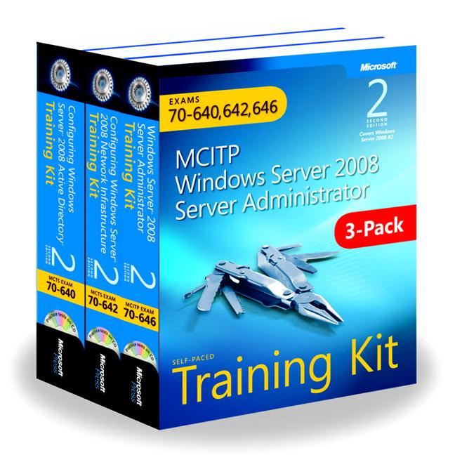 Microsoft Press Training Kit  Pearson