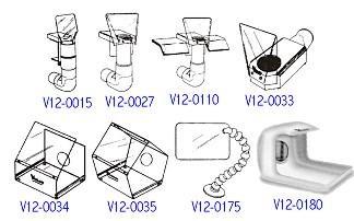 Parts For Vaniman Dust Collectors (Vaniman) Dental Product