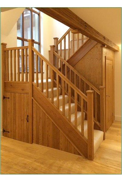 Case Study Chichester Half Landing Staircase