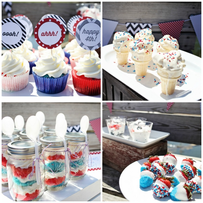 4th Of July Ideas Picnic By The Lake Pear Tree Blog