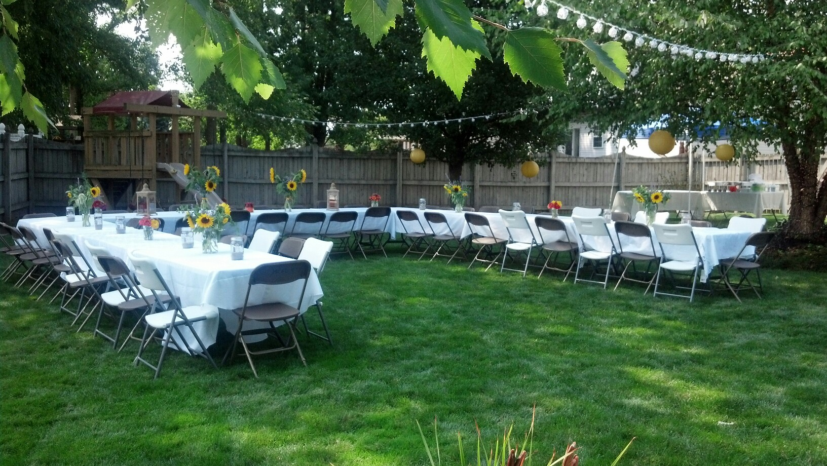 graduation party ideas on