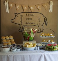 Couples' Shower Ideas: I Do BBQ