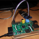 Agulles de PI gerd i GPIO: Gerd control a través del port de la consola sèrie