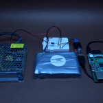 Learning with Raspberry PI, Delivery VIII – Manufacture of SAI online to dev boards