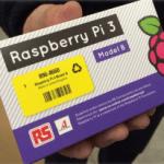 Raspberry PI 3 – 64 miques i Wifi integrat en el quart aniversari de la Fundació