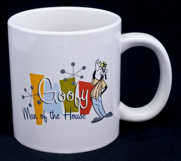 Le Chat Noir Boutique Disney Goofy Man Of House Big