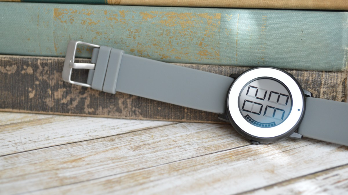 Pebble Watchface: DSEG 2.0