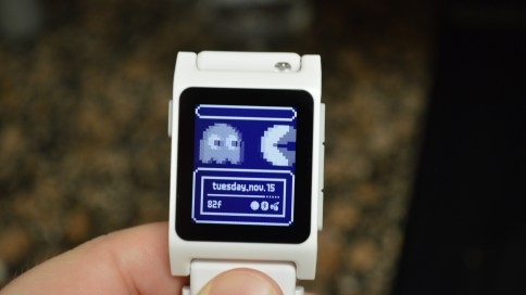Best Watchfaces #2   PAC TIME on the Pebble 2