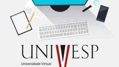 Photo of UNIVESP abre inscrições para 5.120 vagas de graduação Grátis – 2019