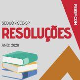resolução se 27/2020
