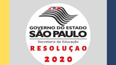 Photo of Resolução SE 5/2020: Dispõe Sobre os Processos relativos à Substituições nas Classes de Suporte Pedagógico do QM