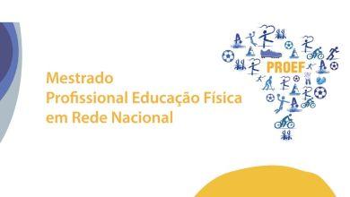 Photo of Inscrições para Mestrado Profissional em Educação Física Semipresencial (ProEF)