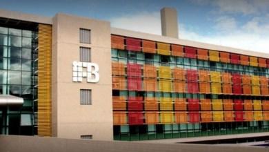 Foto de IFB abre seleção para 4 cursos de formação que totalizam 160 vagas