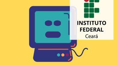 Foto de IFCE anuncia inscrições para Especialização EaD em Tecnologias Educacionais