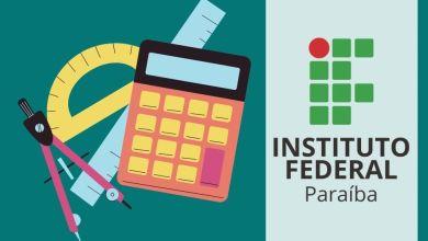 Foto de IFPB oferta Especialização em Ensino de Matemática