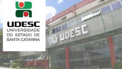 Foto de UDESC anuncia seleção de Professor Substituto com possibilidade de inscrição gratuita