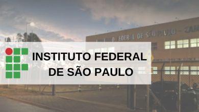 Foto de IFSP abre inscrições gratuitas para 520 vagas em cursos de graduação