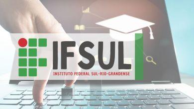 qualificação profissional IFSUL