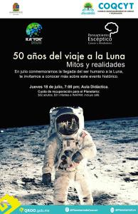 Primer ser humano en la Luna