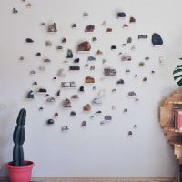 19+ Details of Rock Display Ideas