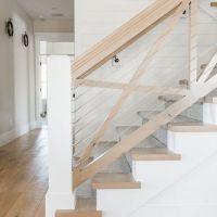 39+ Where to Find Modern Farmhouse Staircase