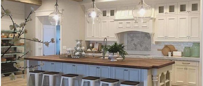 30 Impressive Kitchen Island Designs