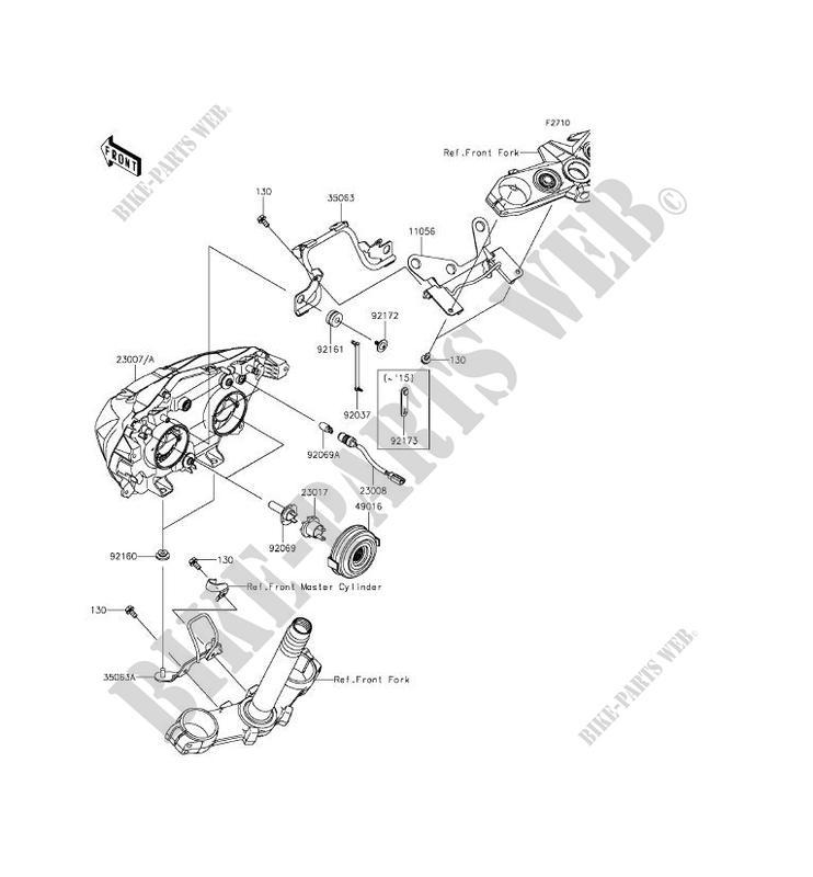 ZR800AFF Z800 2015 800 MOTOS Kawasaki motociclos