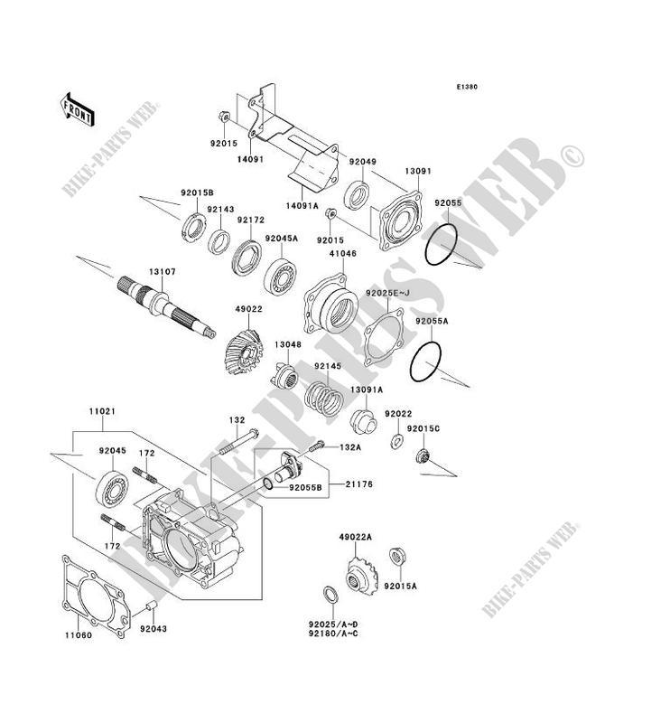 MULE 4010 TRANS 4X4 DIESEL 2009 950 SSV Kawasaki