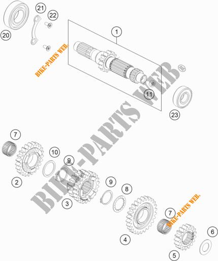 450 EXC F Six Days EXC F 2020 450 KTM Ktm motociclos # KTM
