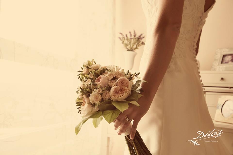 Ramo de novia perfecto