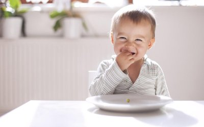 Baby-Led Weaning en Pececitos