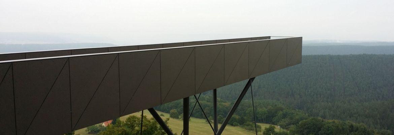 Skywalk Leuchtenburg in Kahla