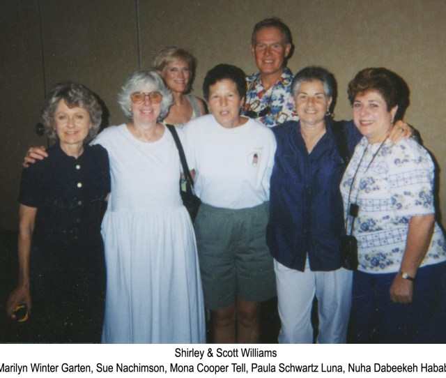 Gail Bates 1999 Group