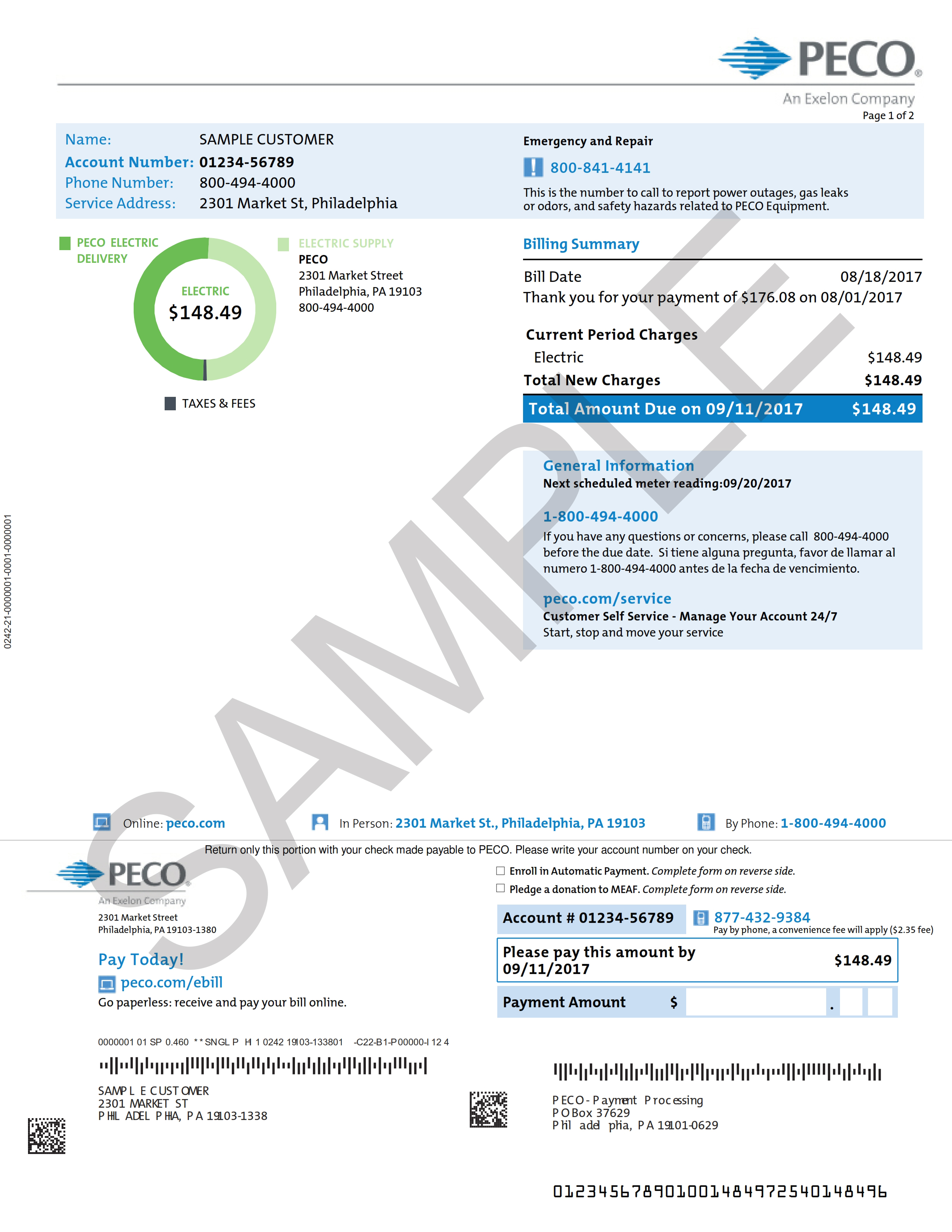 Typical Electric Bill For 3 Bedroom Apartment
