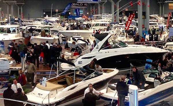 New York Boat Show Official Photo