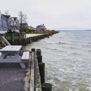 May 5, 11 a.m. High Tide in South Jamesport