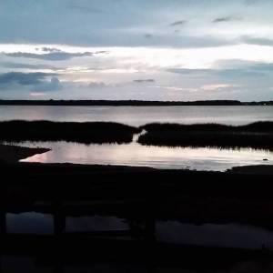 July 1, 8:48 p.m., Flanders Bay