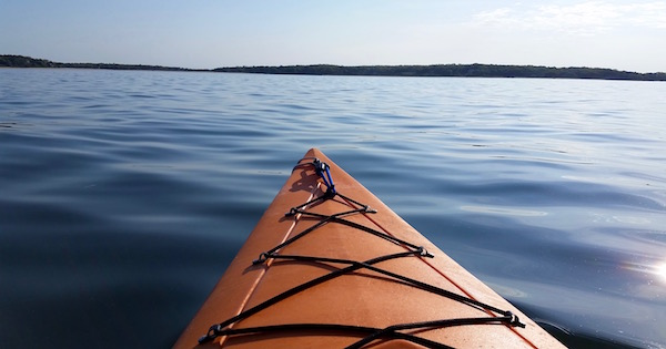 Kayaking the Great Peconic Bay