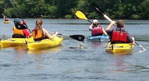 PEP kayaks