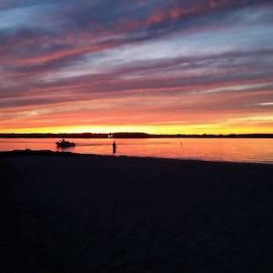 Sept. 21, 7:11 p.m., Flanders Bay