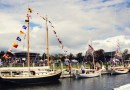 Greenport Gets Ready For Maritime Festival