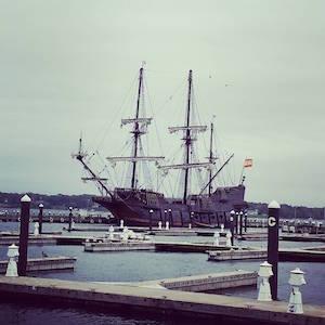 Oct. 20, 3:35 p.m., Greenport Harbor