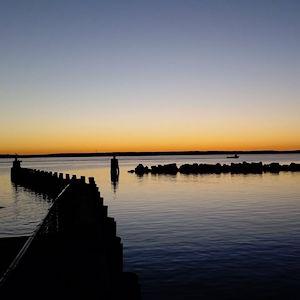 Nov. 8, 6:15 a.m., New Suffolk