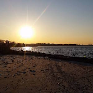 Dec. 22, 3:45 p.m., Flanders Bay