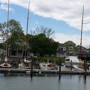 May 10, 2:45 p.m., Stirling Harbor
