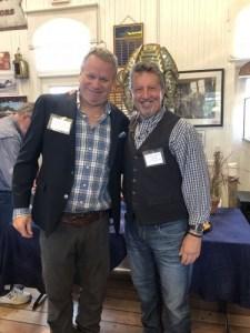 Rich Vandenburgh and John Liegey