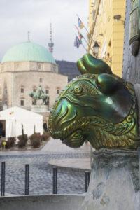 Fontana Zsolnay Pecs